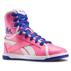Reebok - Kids Flip Reevival Electric Pink/Ultimate Purpl/High Vis Green/Teal M42112