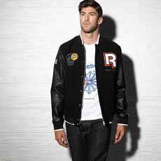 Reebok - Men's Pump College Jacket Black Z93740