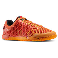 Reebok - Men's Reebok CrossFit Nano 4.0 Flux Orange/Hazard Orange/Black/White M40524