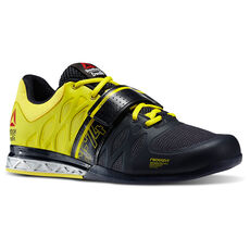 Reebok - Men's Reebok CrossFit 2014 Games Lifter 2.0 Reebok Navy/Stinger Yellow/Metallic Silver M45395