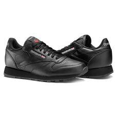 Reebok - Men's Classic Leather Black 2267
