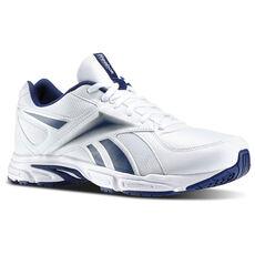 Reebok - Men's Tranz Runner RS White / Blue / Silver V53538