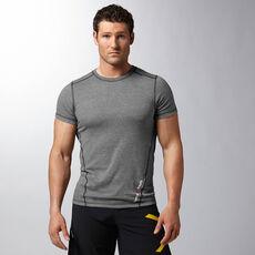 Reebok - Men's Reebok CrossFit Short Sleeve Tee Black Z90375