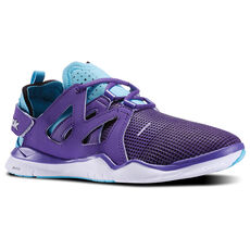 Reebok - Men's Reebok ZCut TR Sport Violet/Purple Shade/Neon Blue/White M45008