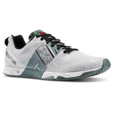 Reebok - Men's Reebok CrossFit Sprint 2.0 White/Silvery Green/Black M45037