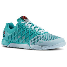 Reebok - Femmes Reebok CrossFit Nano 4.0 Timeless Teal/Whisper Blue/Black M40526