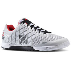 Reebok - Hommes Reebok CrossFit Nano 4.0 Porcelain/Black/White/Excellent Red M43436