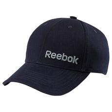 Reebok - Hommes Logo Cap Nautical Navy Z95329