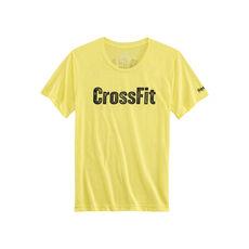 Reebok - Hommes Reebok CrossFit Forging Elite Fitness Tee Ultimate Yellow Z85868
