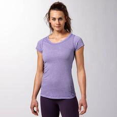 Reebok - Femmes Reebok CrossFit Short Sleeve Tee ultima purple f14-r Z89044