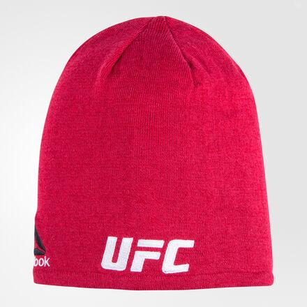 Эта шапка из нашей коллекции аксессуаров, созданной для фанатов чемпионата UFC, ? отличный вариант как для повседневной жизни, так и для того, чтобы поддержать любимого бойца.