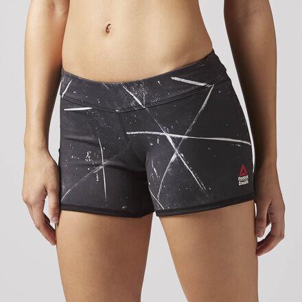 Эти шорты готовы к любым испытаниям и повторяют твое каждое движение при выполнении любого упражнения – от берпи до становой тяги.  Проклеенные швы предотвращают натирание, а двусторонний дизайн позволяет создавать образ в зависимости от настроения.