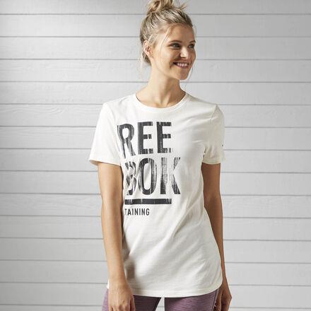Есть кое-что, что объединяет всех атлетов ? любимая футболка. Теперь и у тебя она есть. Хлопок дарит чувство комфорта в зале и за его пределами, а стильный силуэт выглядит всегда актуально.
