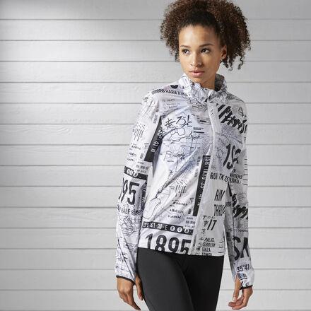 Reebok Спортивная куртка Running Woven