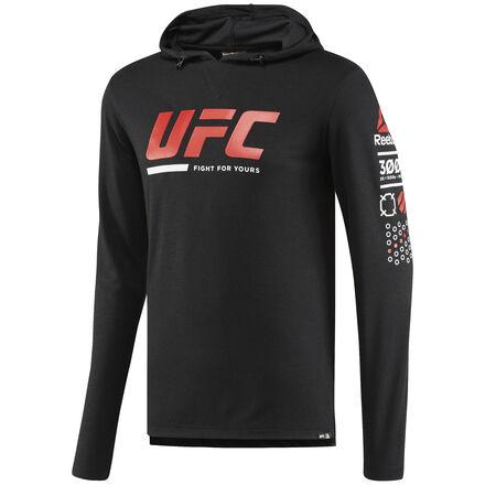 Reebok Худи UFC Ultimate Fan Pullover
