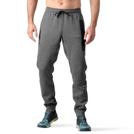 Reebok Спортивные брюки Quik Cotton Jogger