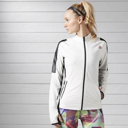 Reebok Спортивная куртка с технологией Speedwick