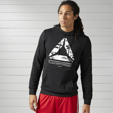 Reebok Худи Workout Ready Cotton Series Pullover