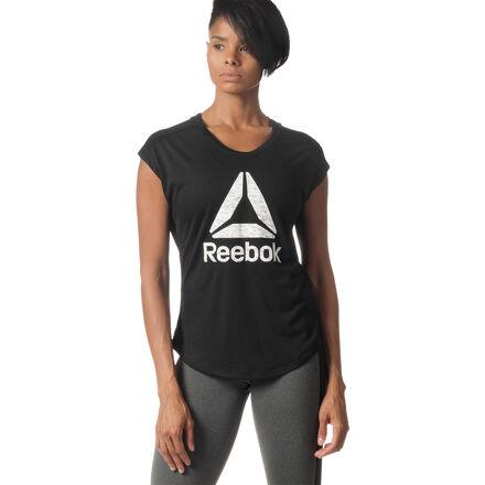 Reebok Футболка Workout Ready Supremium 2.0 Big Logo