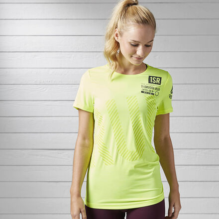 Reebok Спортивная футболка Running ACTIVCHILL