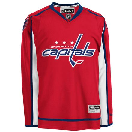 NHL Premier Jersey-Capitals