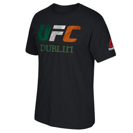Men's Reebok UFC Fight Night Dublin