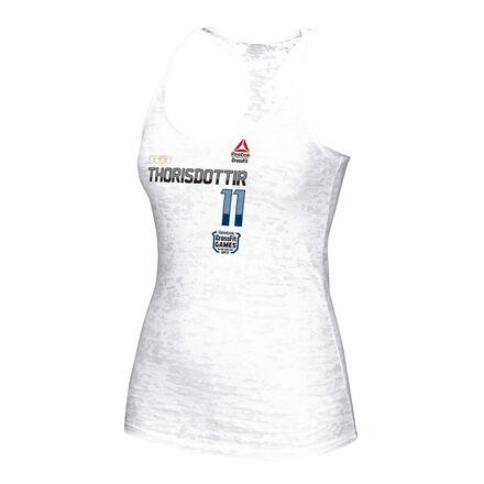 Women's CrossFit Reebok 2015 Games Replica Annie Thorisdottir Tank