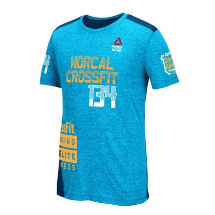 Men's CrossFit Reebok 2015 Games Authentic Jason Khalipa
