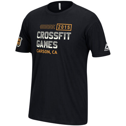 Men's CrossFit Reebok 2015 Games Carson Fan