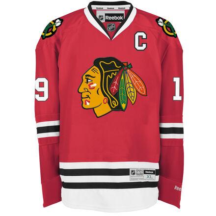 Men's Reebok Hockey (NHL) Chicago Blackhawks Jersey