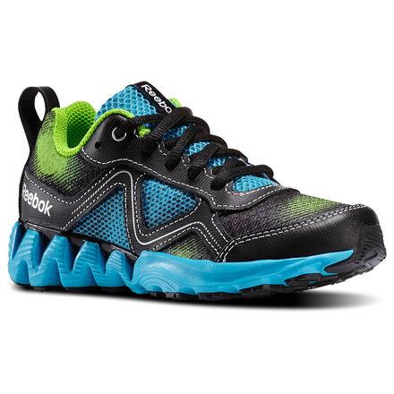 Reebok ZigKick Wild - Grade School Shoes, Kids Unisex, Size: