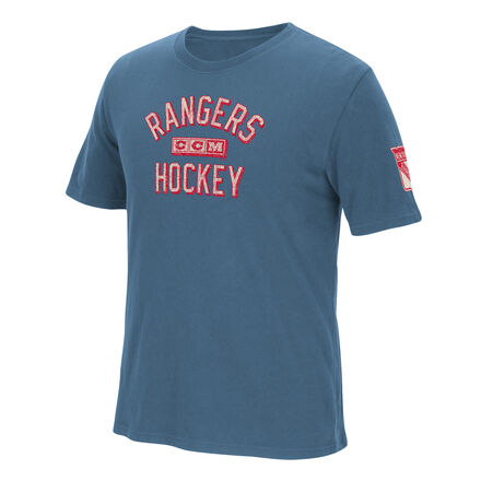 Men's Reebok Hockey (NHL) New York Rangers Brushed