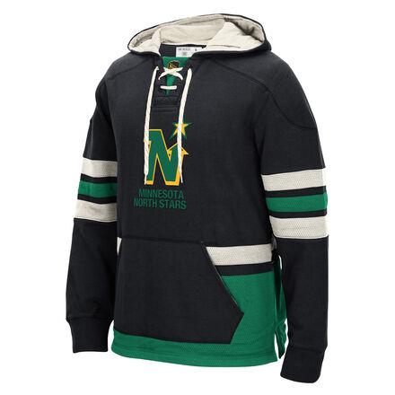 Men's Reebok Hockey (NHL) Minnesota North Stars Pullover Hoodie