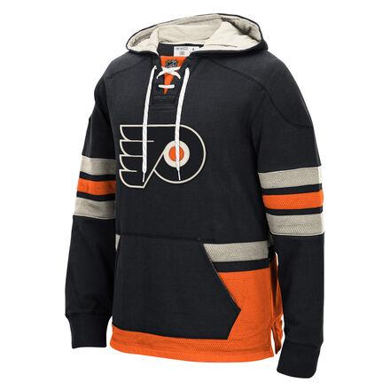 Men's Reebok Hockey (NHL) Philadelphia Flyers Pullover Hoodie