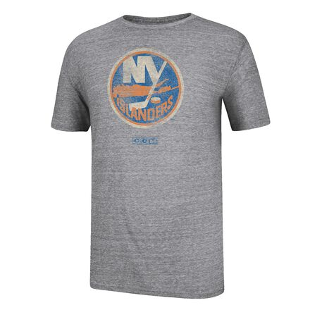 Men's Reebok Hockey (NHL) New York Islanders Triblend