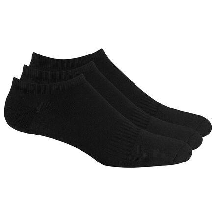 CrossFit Black Reebok No Show Comfort Socks