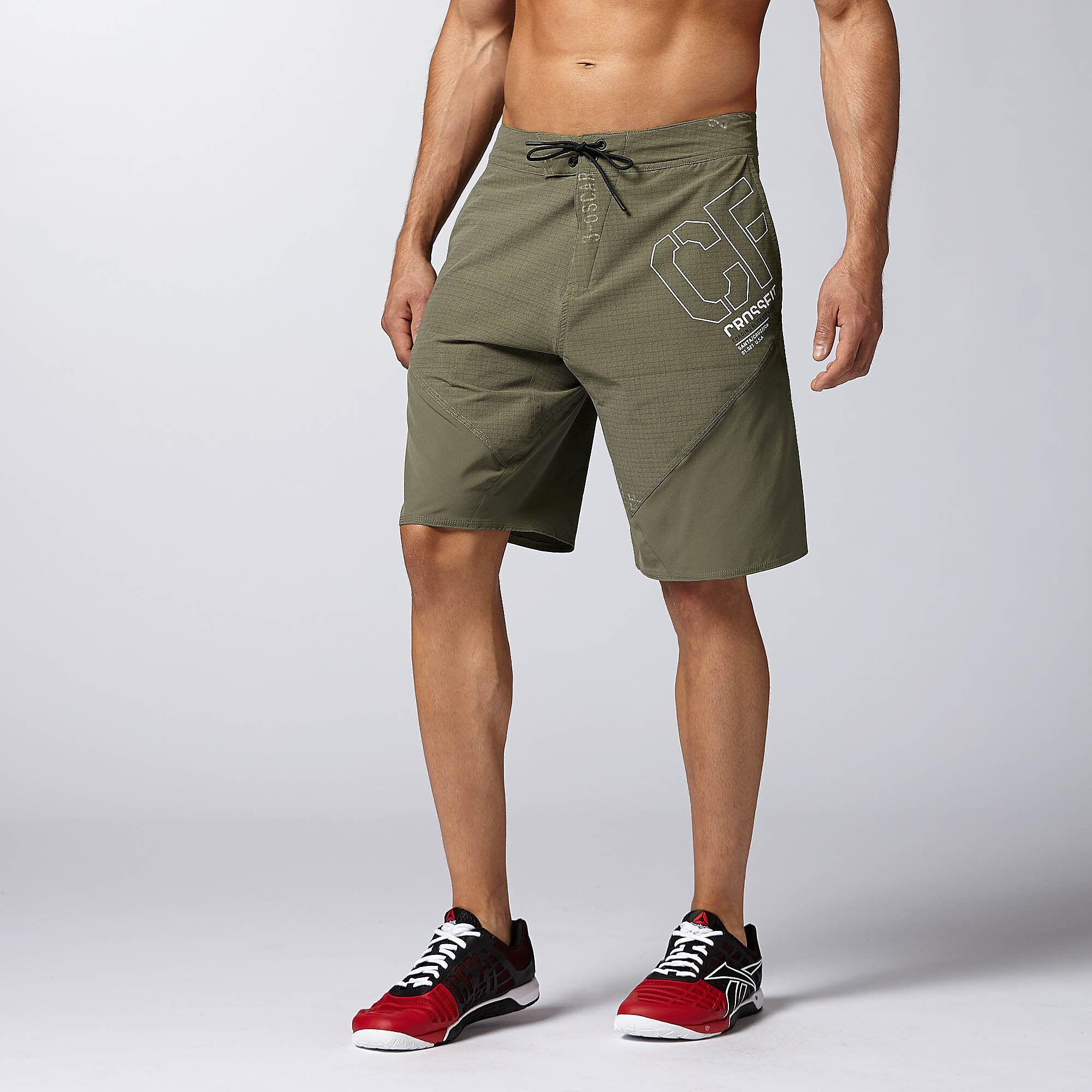 Reebok Menns Shorts Strekkode mmYLZZ7b