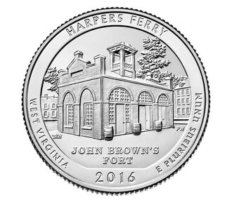 Harpers Ferry National Historical Park 2016 Rolls and Bags