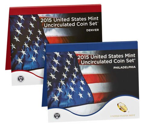 Uncirculated Coin Set 2015