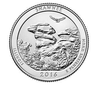 Shawnee National Forest 2016 Rolls and Bags