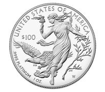 American Eagle 2016 One Ounce Platinum Proof Coin