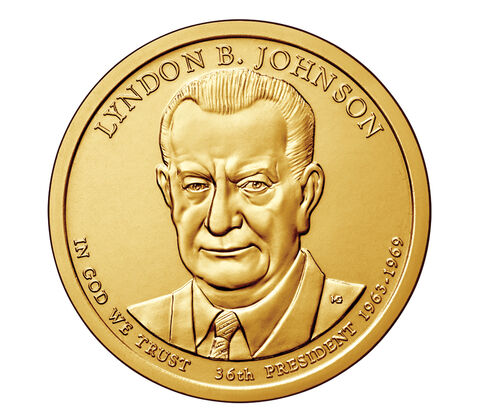 Official American Presidency $1 Coin Cover Enrollment,  image 3