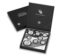 Limited Edition Silver Proof Set 2016