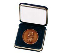 """Blue Presentation Case for 1 5/16"""" Medal"""