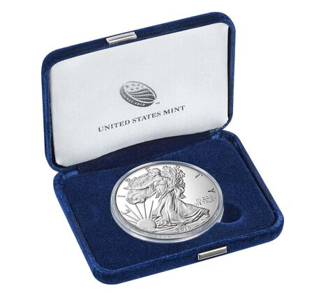 American Eagle Silver One Ounce Proof Coin Enrollment,  image 4