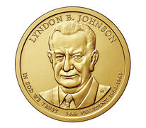 Lyndon B. Johnson Presidential 2015 Rolls, Bags and Boxes