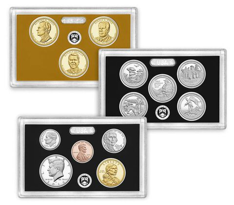 Silver Proof Set 2016