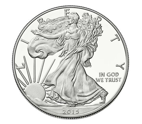 American Eagle Silver One Ounce Proof Coin Enrollment