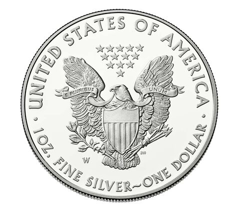 American Eagle Silver One Ounce Proof Coin Enrollment,  image 2