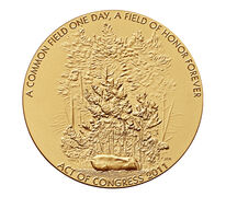 Fallen Heroes of PA Bronze Medal 1.5 Inch